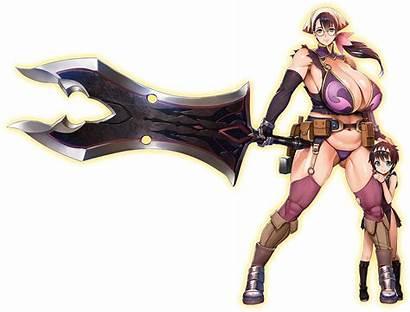 Cattleya Unlimited Blade Queen Rana Characters Battle