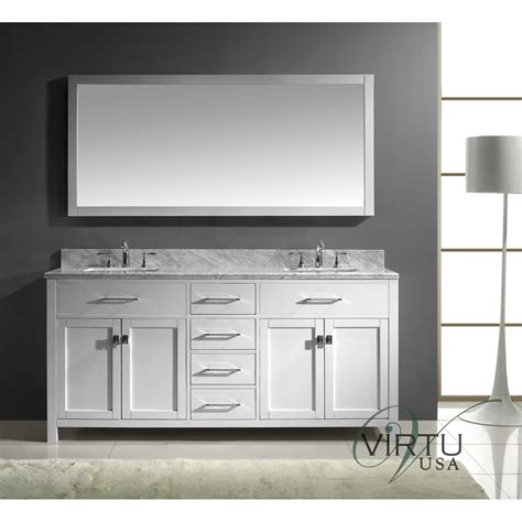 how to choose double bathroom vanities bath decors
