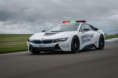 Bmw I8 Formula E Safety Car Driven By Bmwblog