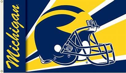Michigan Wolverines Clipart Wolverine Football Helmet Clip