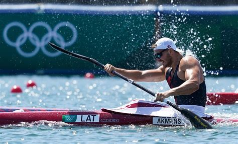 Akmens izcīna bronzu pasaules čempionātā 200 metros smaiļošanā - Citi sporta veidi ...