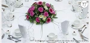 Idée Décoration Mariage Pas Cher : decoration de table pour mariage pas cher le mariage ~ Teatrodelosmanantiales.com Idées de Décoration