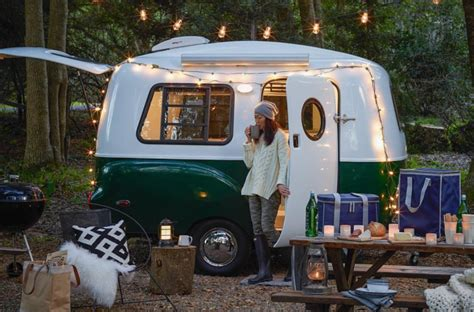 small campers  travel trailers  road trips