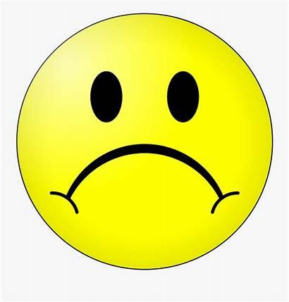 Sad Face Clip Smiley Clipart Clipartkey