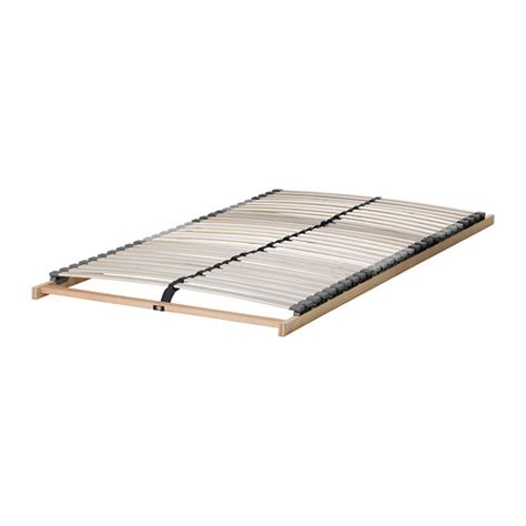 Ikea Bed Slats by L 214 Nset Slatted Bed Base Ikea