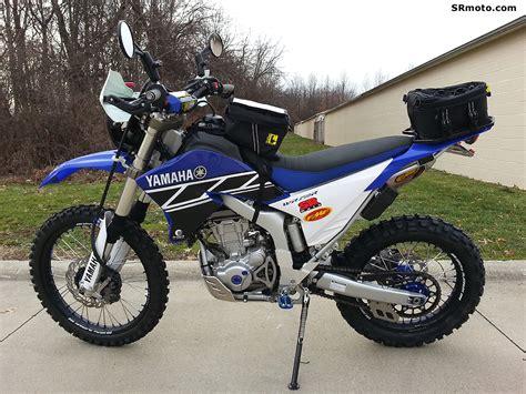 yamaha wrr project bike