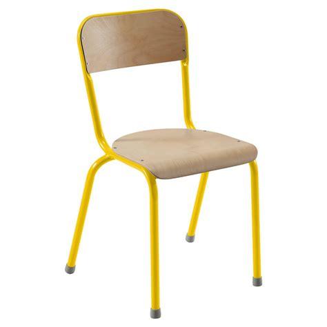 chaise de bureau maroc chaise scolaire 4 pieds atlas antibruit manutan