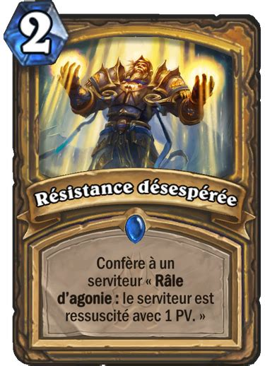 hs frozen throne les cartes paladin hearthstone