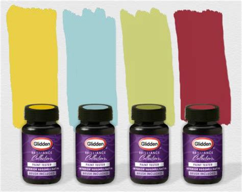 glidden paint testers review printable coupon
