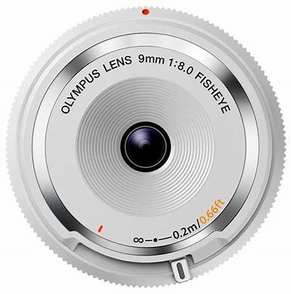 Lens Olympus Fisheye Cap 9mm Slr F8
