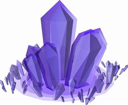 Crystal Glowing Runescape Wiki Osrs