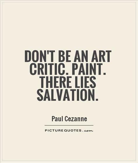 Fast Funny Art Critique Quotes