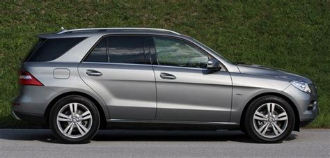 Exterior cosmetic changes are subtle for 2012, though mercedes says every panel is new. 2012 Mercedes ML350 BlueTEC w/ On&Offroad Package | Autoblog