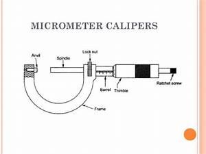 Vernier Caliper Diagram