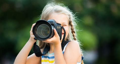 6 Tips For Taking The Best Nature Photos With Your Kids