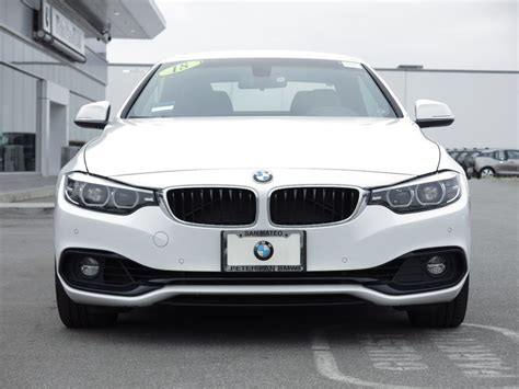 2018 Used Bmw 4 Series 440i At Peter Pan Bmw Serving San