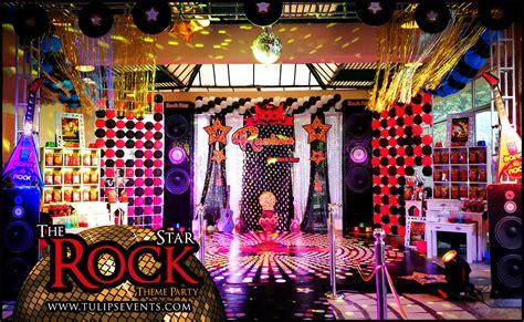 rock star theme party decoration ideas  pakistan