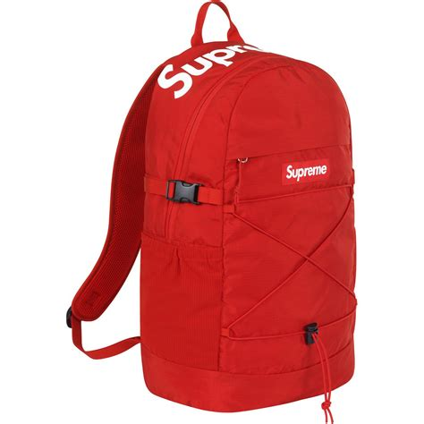 supreme backpack supreme 174 210 denier cordura 174 backpack ss16 w supreme