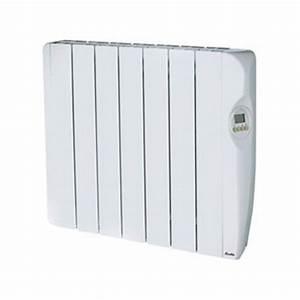 Radiateur Electrique Meilleur Marque : radiateur electrique sauter ~ Premium-room.com Idées de Décoration
