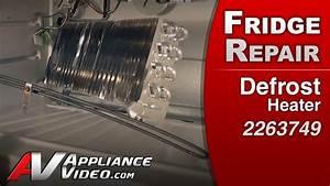 Refrigerated  Roper Refrigerator