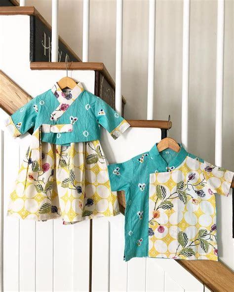 Dalam para remaja masa kini. Hanbok batik anak (Dengan gambar) | Pakaian balita, Pakaian anak-anak, Model pakaian anak-anak