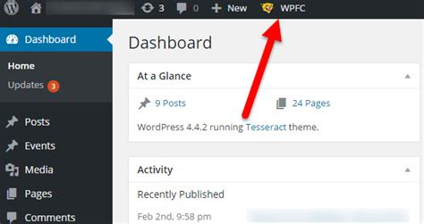 Clearing Cache Using Wp Fastest Cache Plugin