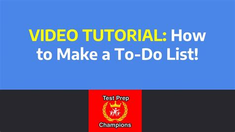 how to make a to do list in word how do i make a sign up free video tutorial on how to
