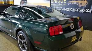 2009 Ford Mustang Bullitt low miles for sale - YouTube