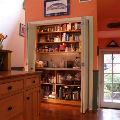 Kitchen Ideas For Small Space - 10 genius ideas for building a pantry the family handyman