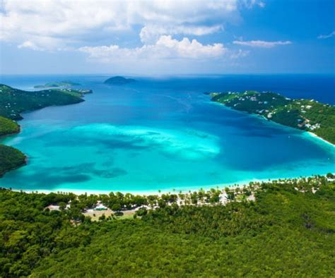 Magens Bay St Thomas Usvi Salt Life Best Caribbean