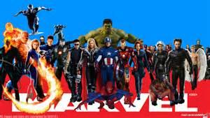 All Marvel Super Heroes