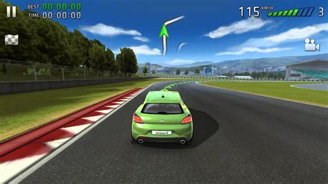 Sports Car Challenge 2 Vw Scirocco R On Android