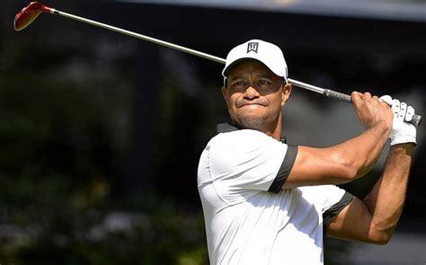 Tiger Woods still riding high: top ten sportsmen in the world