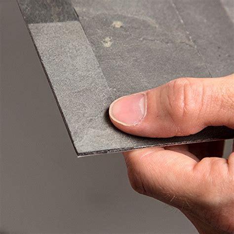 Aspect Peel and Stick Stone Overlay Kitchen Backsplash