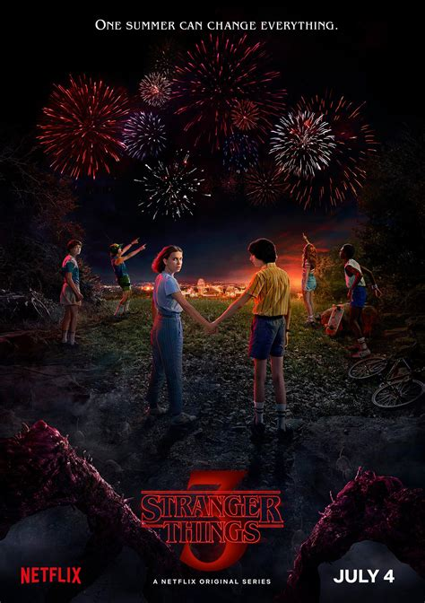 Netflix Reveals Stranger Things Season 3 Date With Cryptic Teaser Appocalypse