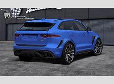 Preview Lumma Jaguar FPace CLR