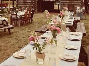 Deco Mariage Vintage : deco mariage champetre vintage mariage toulouse ~ Farleysfitness.com Idées de Décoration