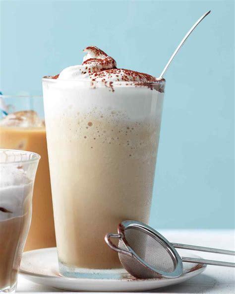 coffee frappe recipe martha stewart