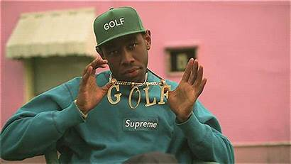 Tyler Supreme Creator Golf Odd Future Earl