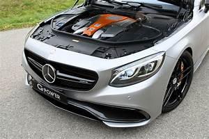 Mercedes S Coupe : 2016 mercedes amg s63 coupe g power benztuning ~ Melissatoandfro.com Idées de Décoration