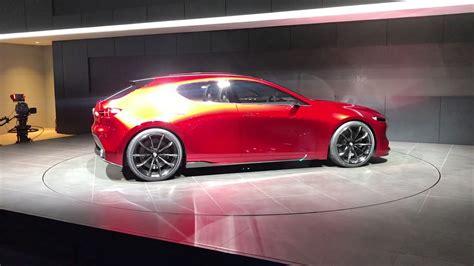 Mazda 3 2020 En Este Concepto Estará Basado El Futuro