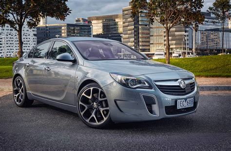 vauxhall australian holden insignia vxr now on sale in australia from 51 990