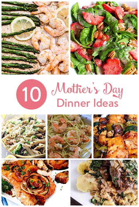 mothers day ideas at home 10 mother s day dinner ideas the inspired home