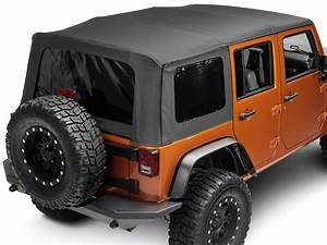 How To Install Smittybilt Oem Replacement Soft Top W