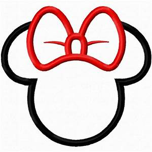 Mickey And Minnie Mouse Head Clip Art | Clipart Panda ...