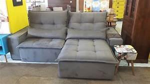 Sofa 2 60 M : sof retr til e reclin vel sof com 2 50 m sof com pillow top sof com mola sof com ~ Bigdaddyawards.com Haus und Dekorationen