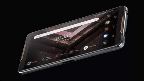 best available gaming smartphones in 2018