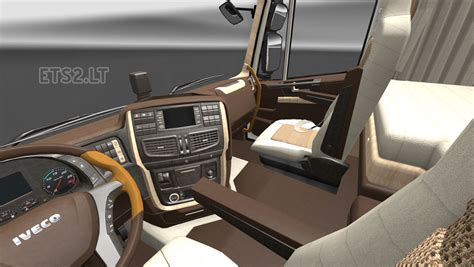 Iveco Hi Way Interior