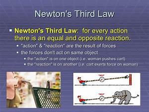Newton's Laws & Gravitation