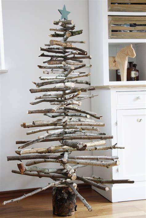 Weihnachtsbaum Aus Holz by Tannenbaum Aus Holz Selber Bauen Lavendelblog